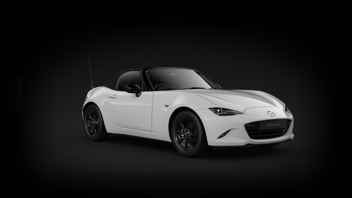 Mazda MX-5 2.0 184ps Sport Nav+ 2dr