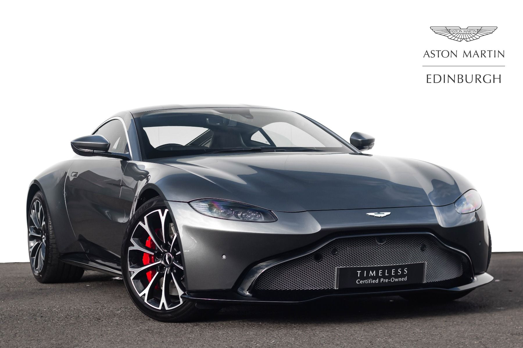 Aston Martin V8 Vantage 2dr ZF 8 Speed 4.0 Automatic Coupe (2018)