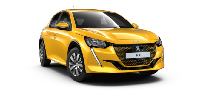 All New Peugeot 208 Active 1.2L Puretech 75 S&S