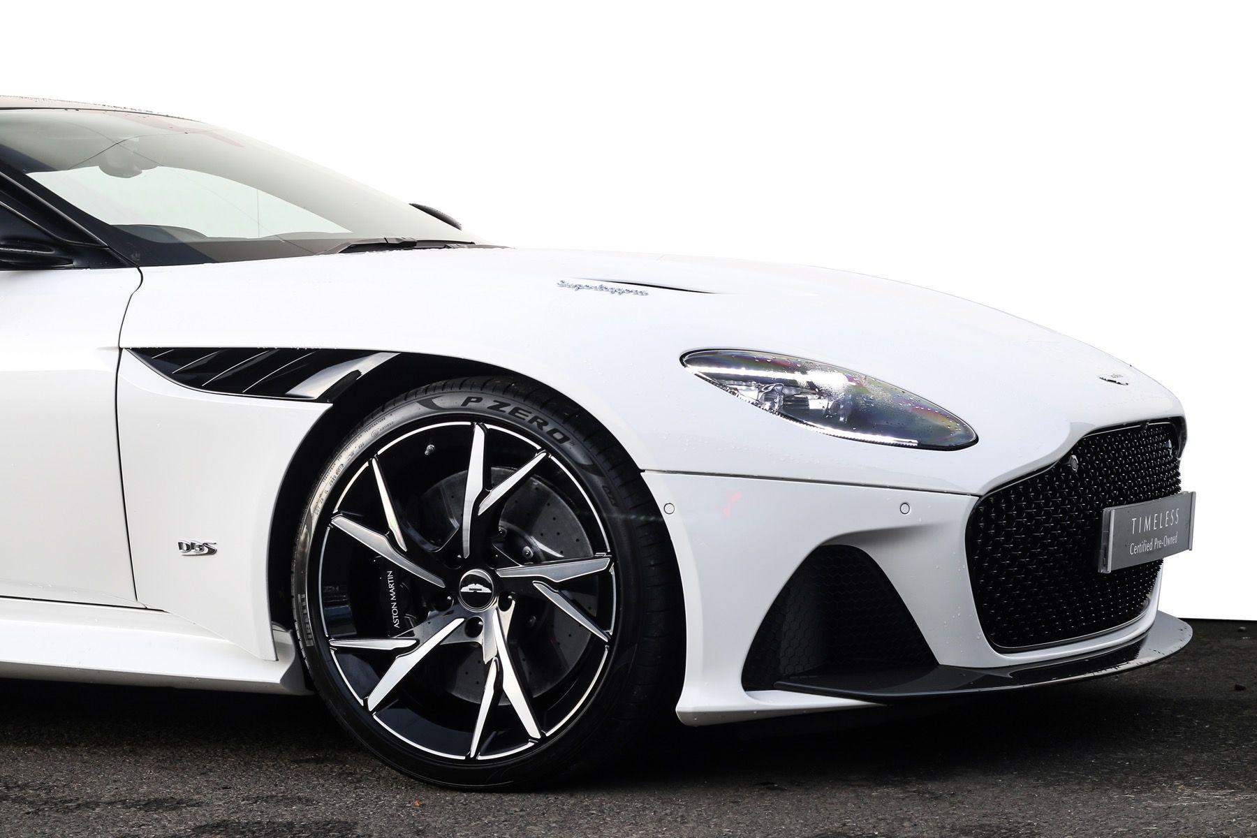 Aston Martin DBS V12 Superleggera 2dr Touchtronic image 10