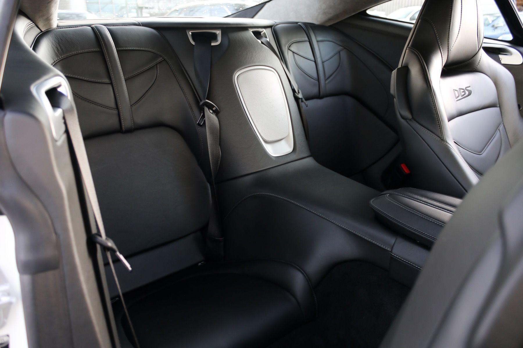 Aston Martin DBS V12 Superleggera 2dr Touchtronic image 33