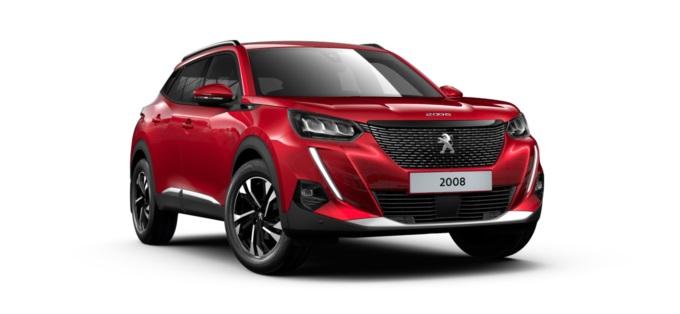 Peugeot 2008 SUV 1.2 PureTech Allure 5dr [Start Stop]