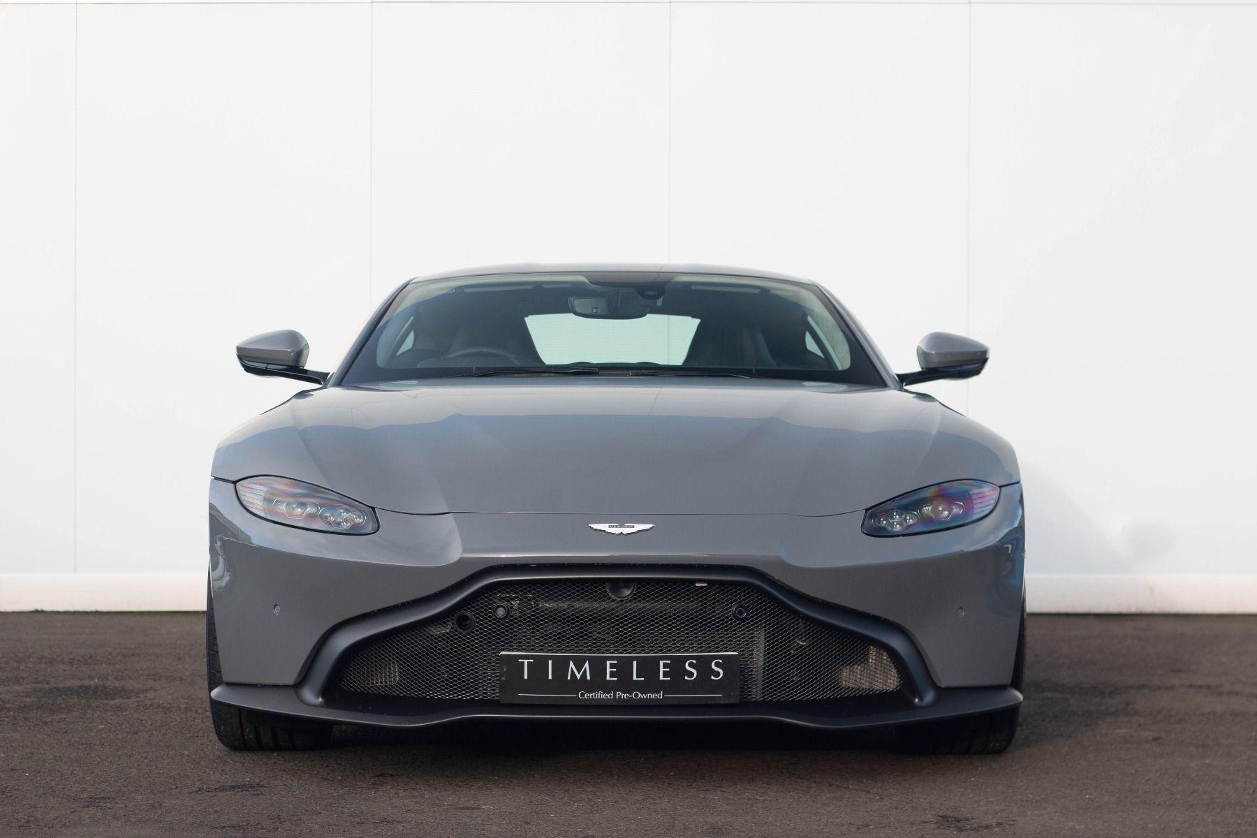 Aston Martin V8 Vantage Coupe 2dr ZF 8 Speed image 2