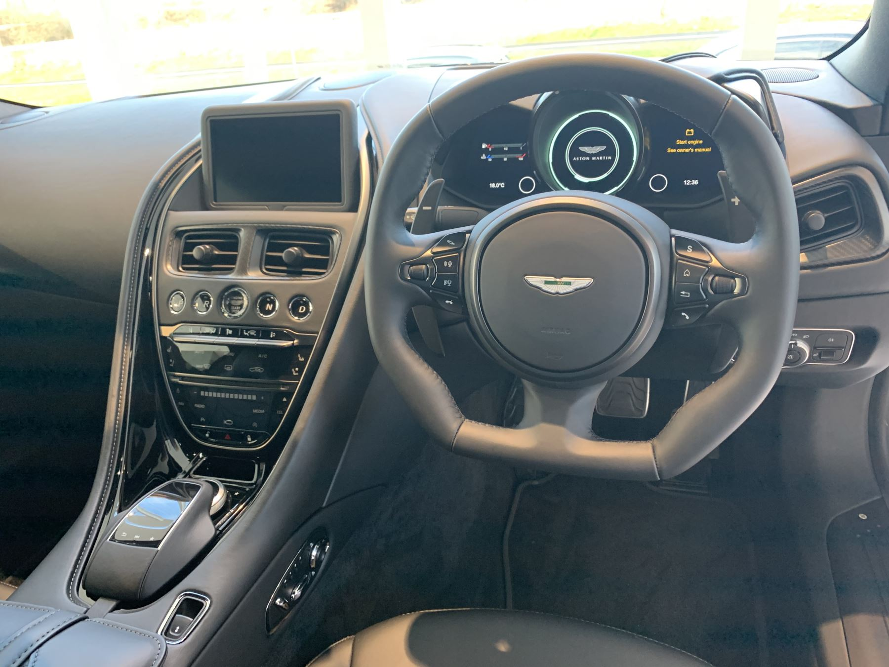 Aston Martin DBS Superleggera V12 Superleggera 2dr Touchtronic Auto image 14