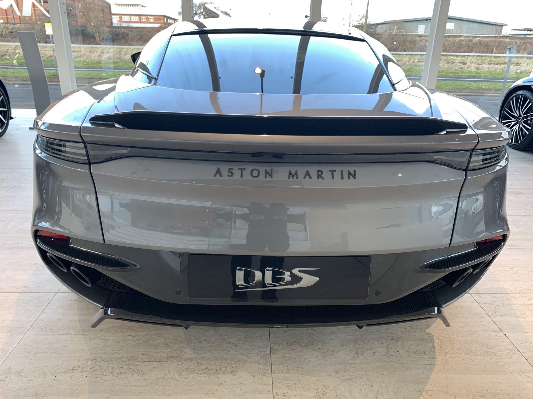 Aston Martin DBS Superleggera V12 Superleggera 2dr Touchtronic Auto image 5