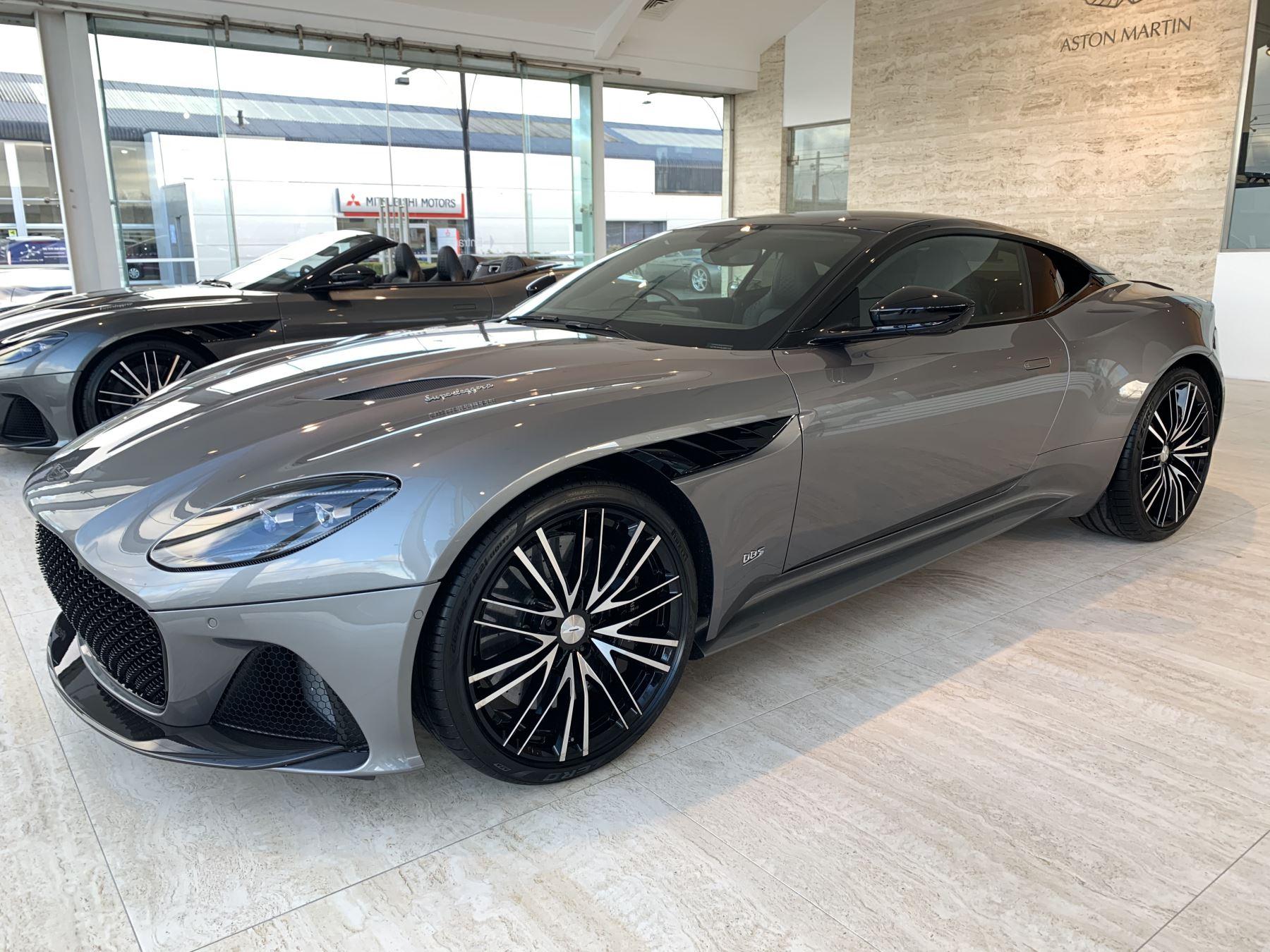 Aston Martin DBS Superleggera V12 Superleggera 2dr Touchtronic Auto image 8