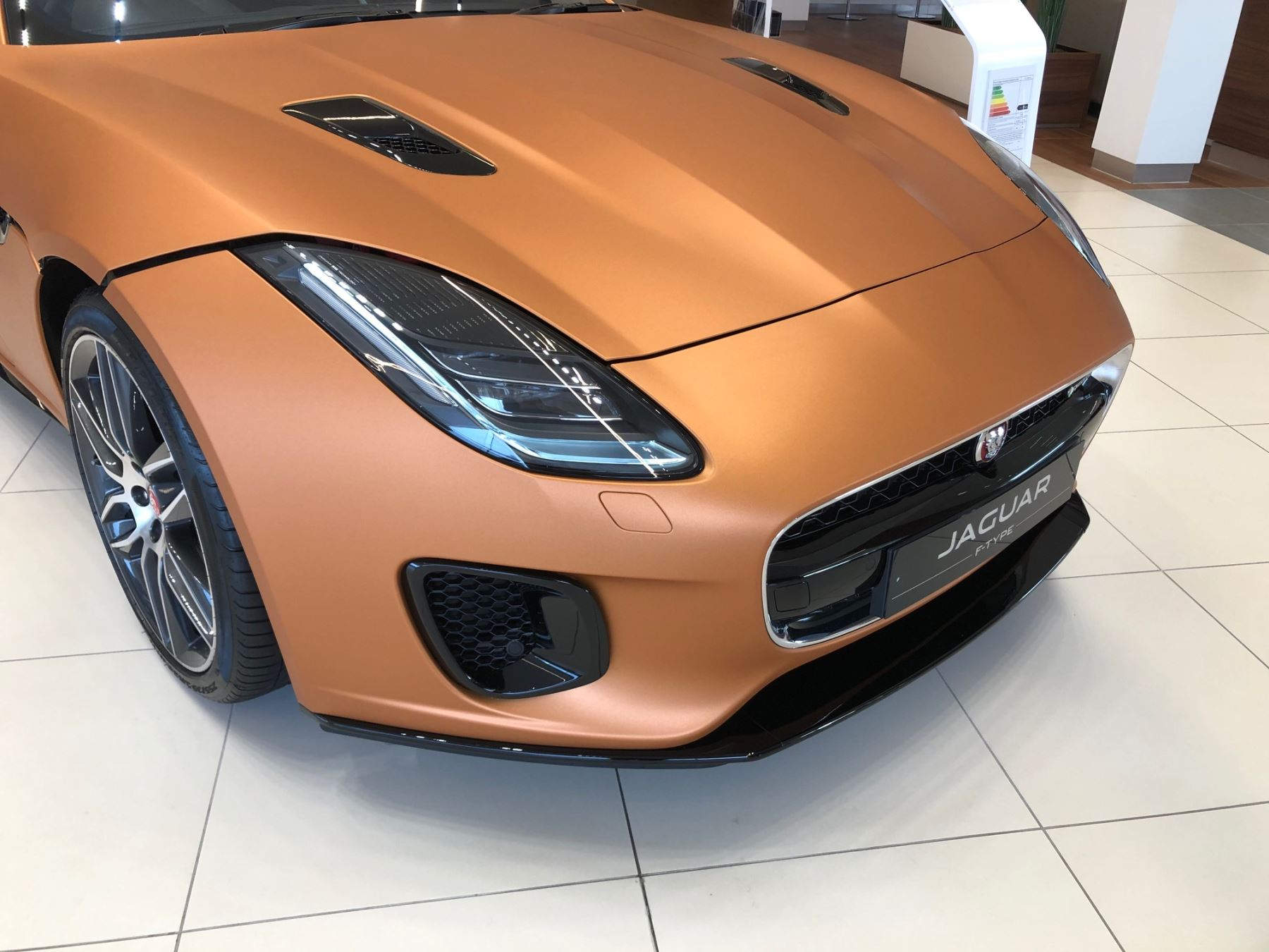 Jaguar F-TYPE 3.0 380 Supercharged V6 R-Dynamic AWD image 6