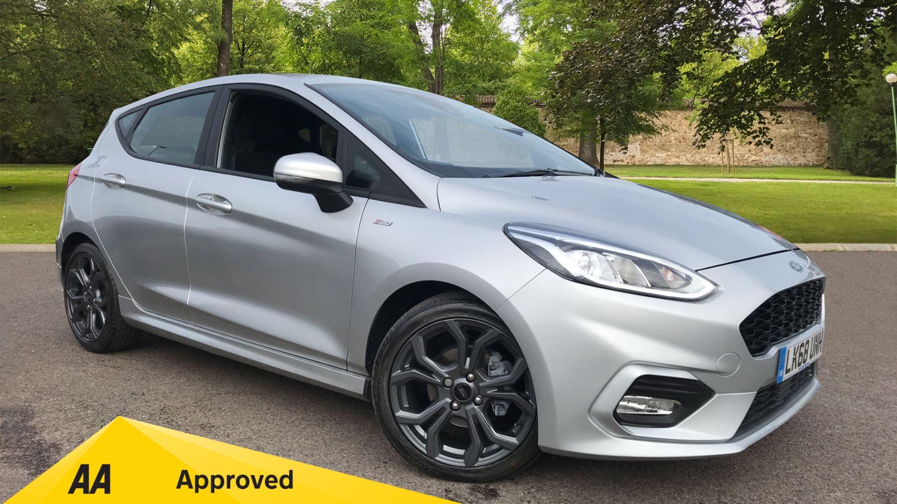 Ford Fiesta 1.0 EcoBoost 140 ST-Line 5dr Hatchback (2019)