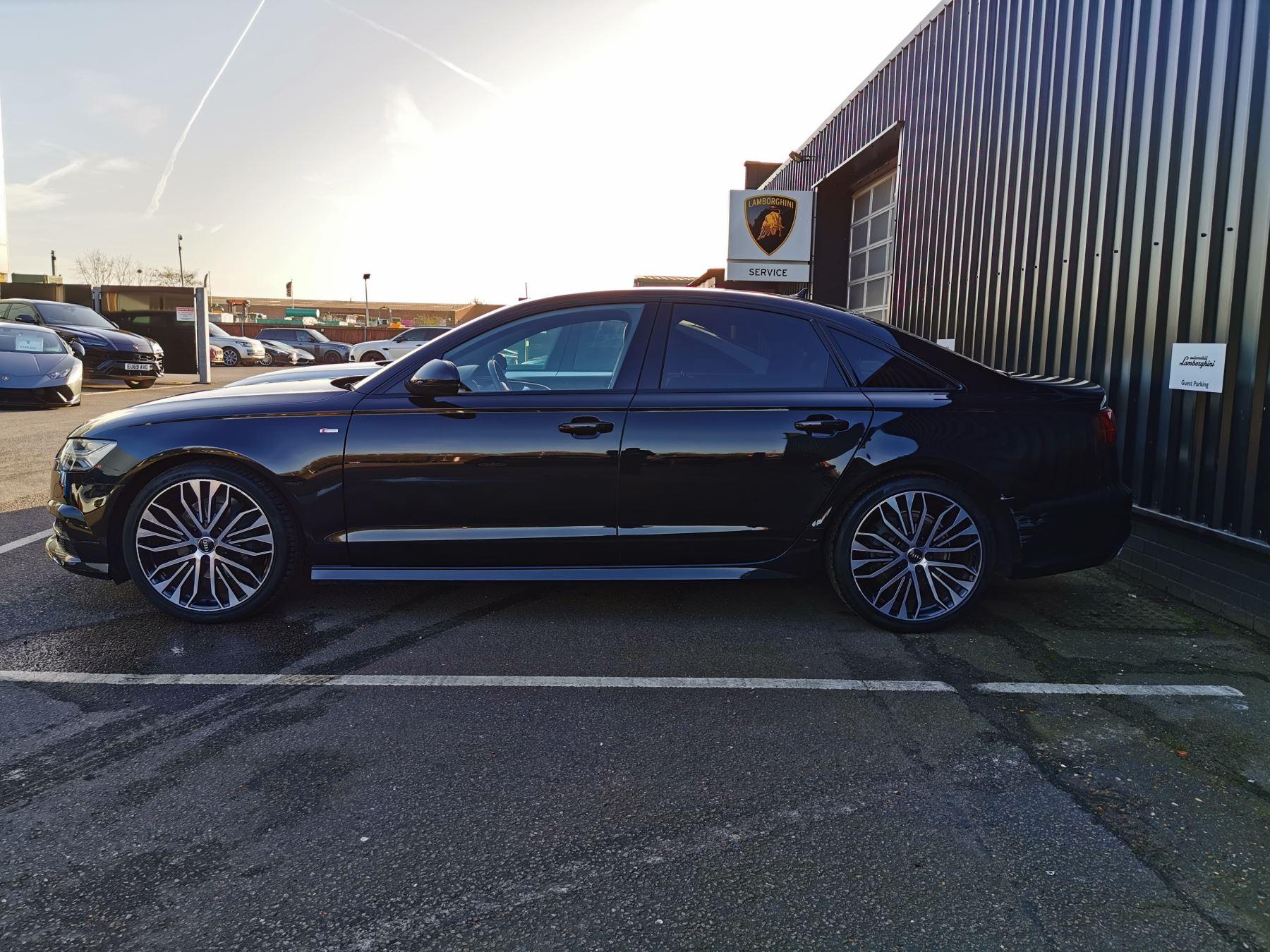 Audi A6 2.0 TDI Ultra Black Edition S Tronic image 3