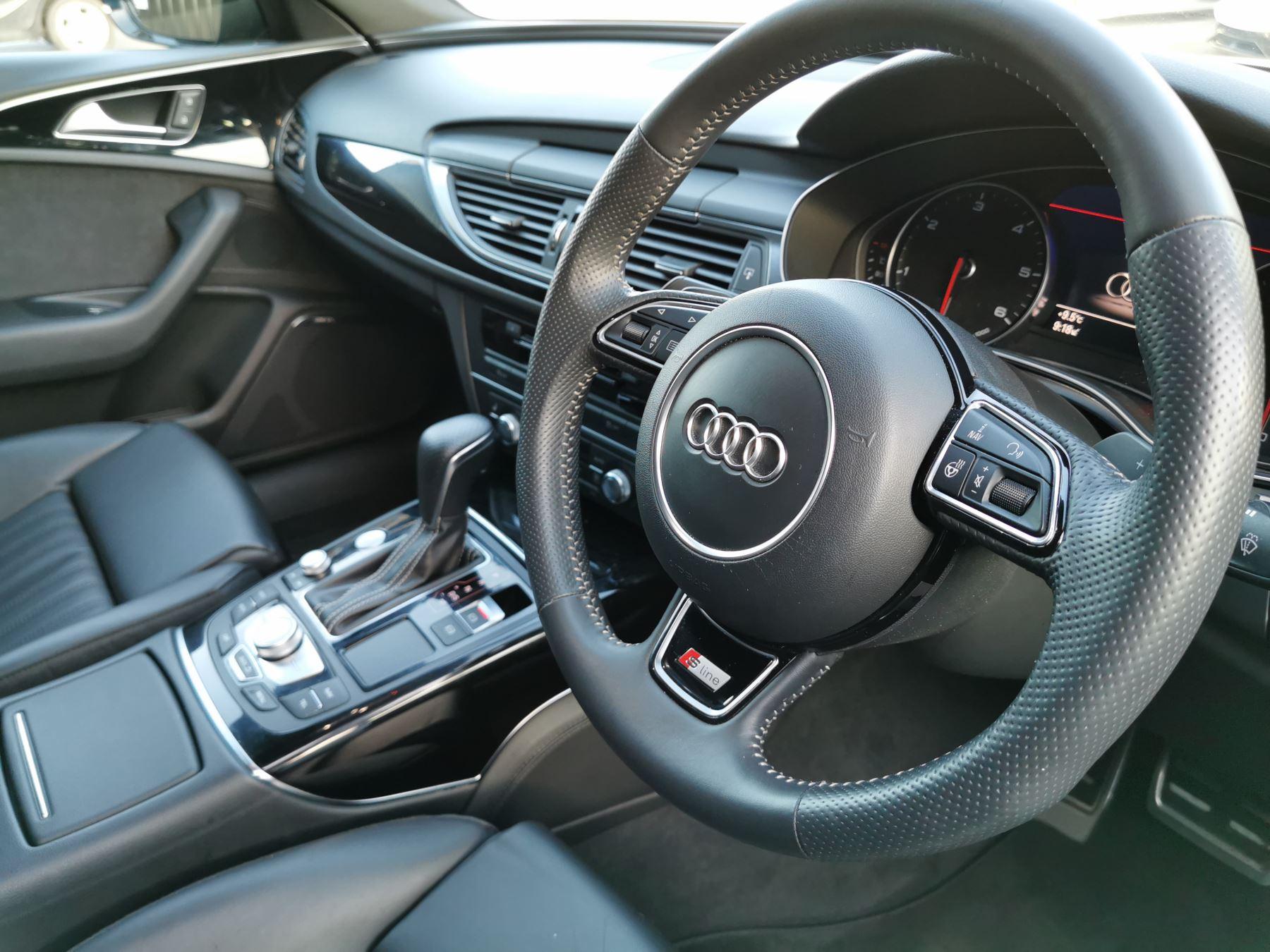 Audi A6 2.0 TDI Ultra Black Edition S Tronic image 8