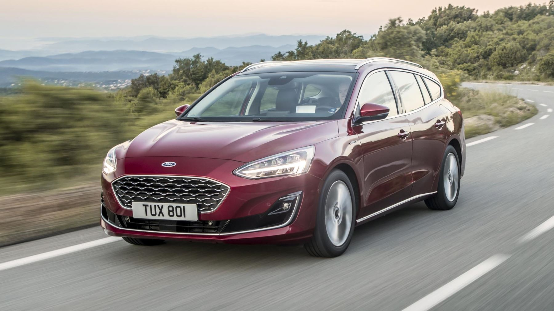 Ford Focus Titanium X 2.0 Diesel 150ps Diesel Automatic 5 door Estate (2019)
