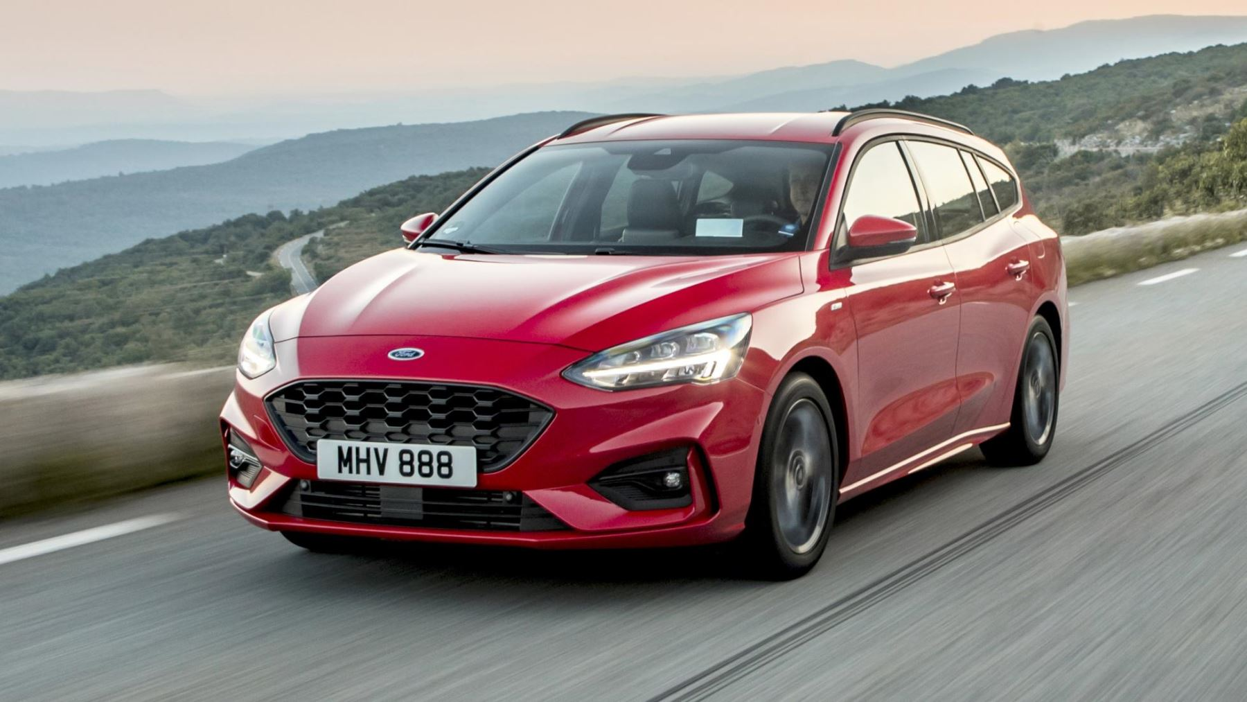 Ford Focus Active X 1.5 Diesel 120ps image 8