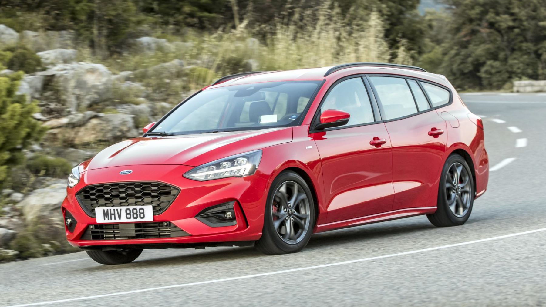 Ford Focus Active X 1.5 Diesel 120ps image 3