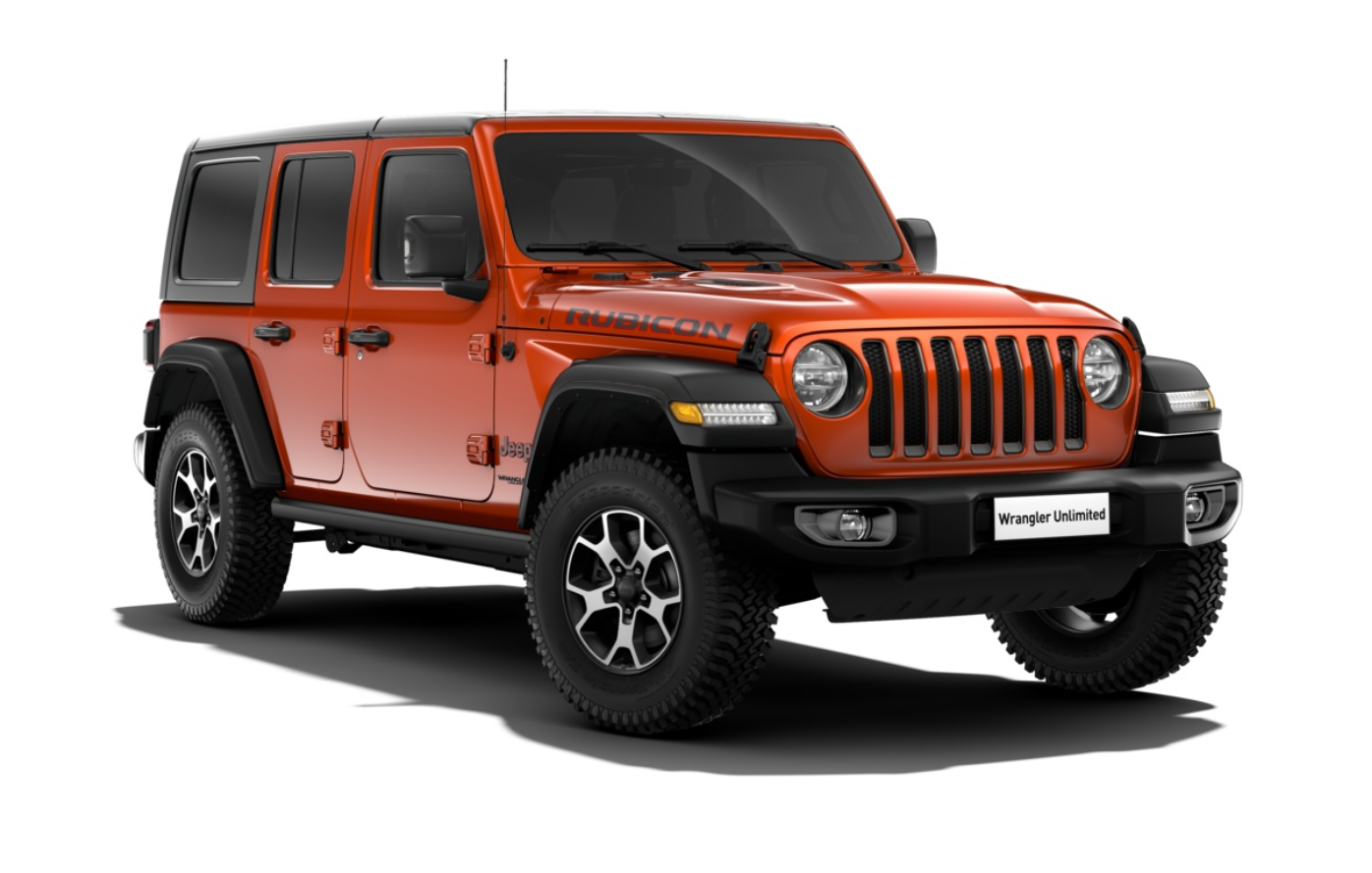 Jeep Wrangler 2.0 GME Sahara 4dr Auto8