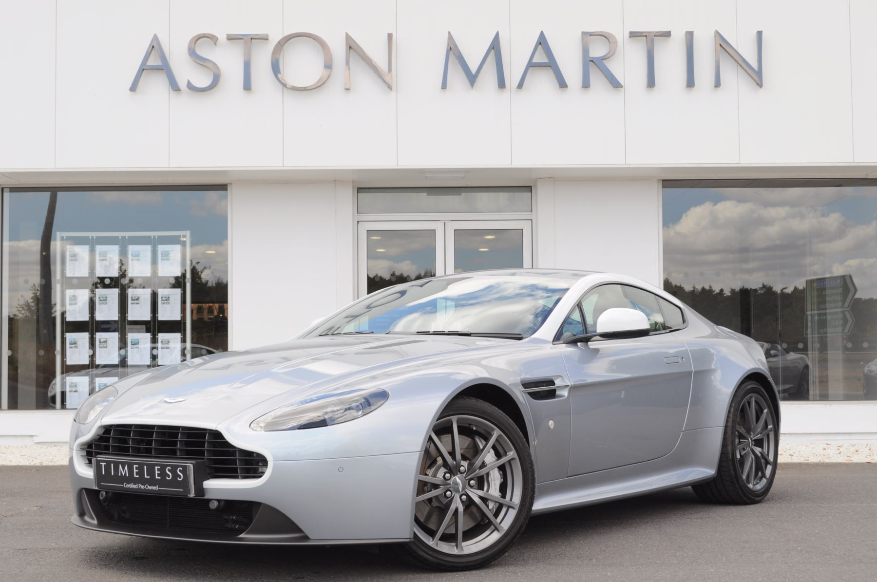 Aston Martin Vantage N430 N430 2dr 4.7 3 door Coupe (2015)