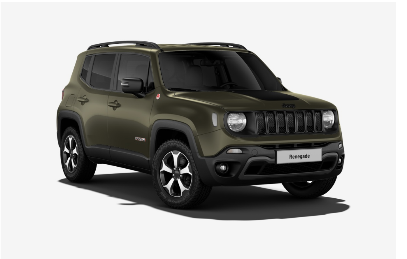 Jeep Renegade 2.0 Multijet Trailhawk 5dr 4WD Auto