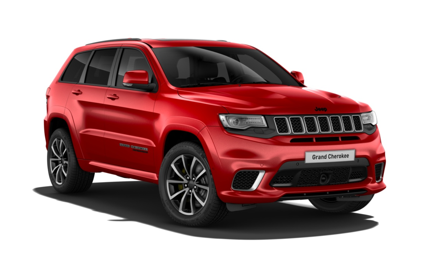 Jeep Grand Cherokee 6.2 V8 HEMI Supercharged Trackhawk 5dr Auto