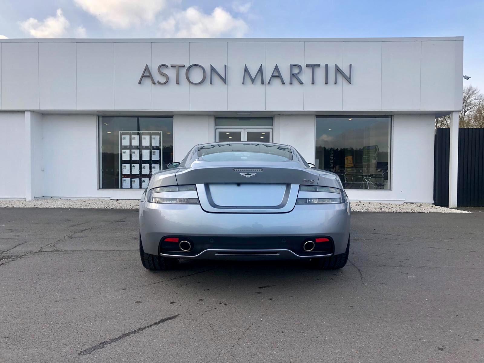 Aston Martin DB9 V12 2dr Touchtronic image 6