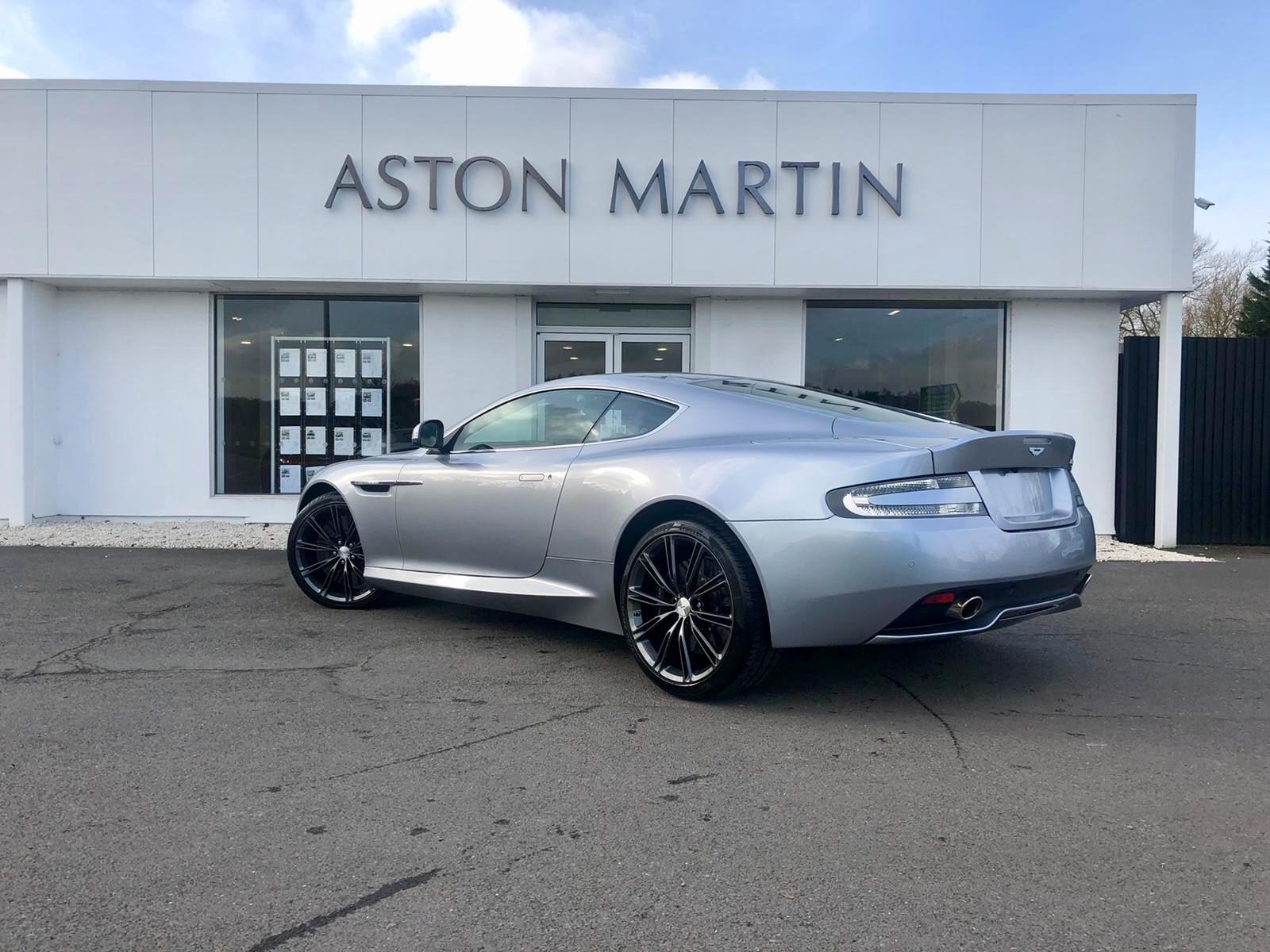 Aston Martin DB9 V12 2dr Touchtronic image 7