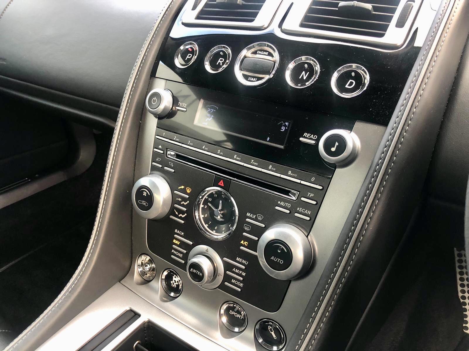 Aston Martin DB9 V12 2dr Touchtronic image 18