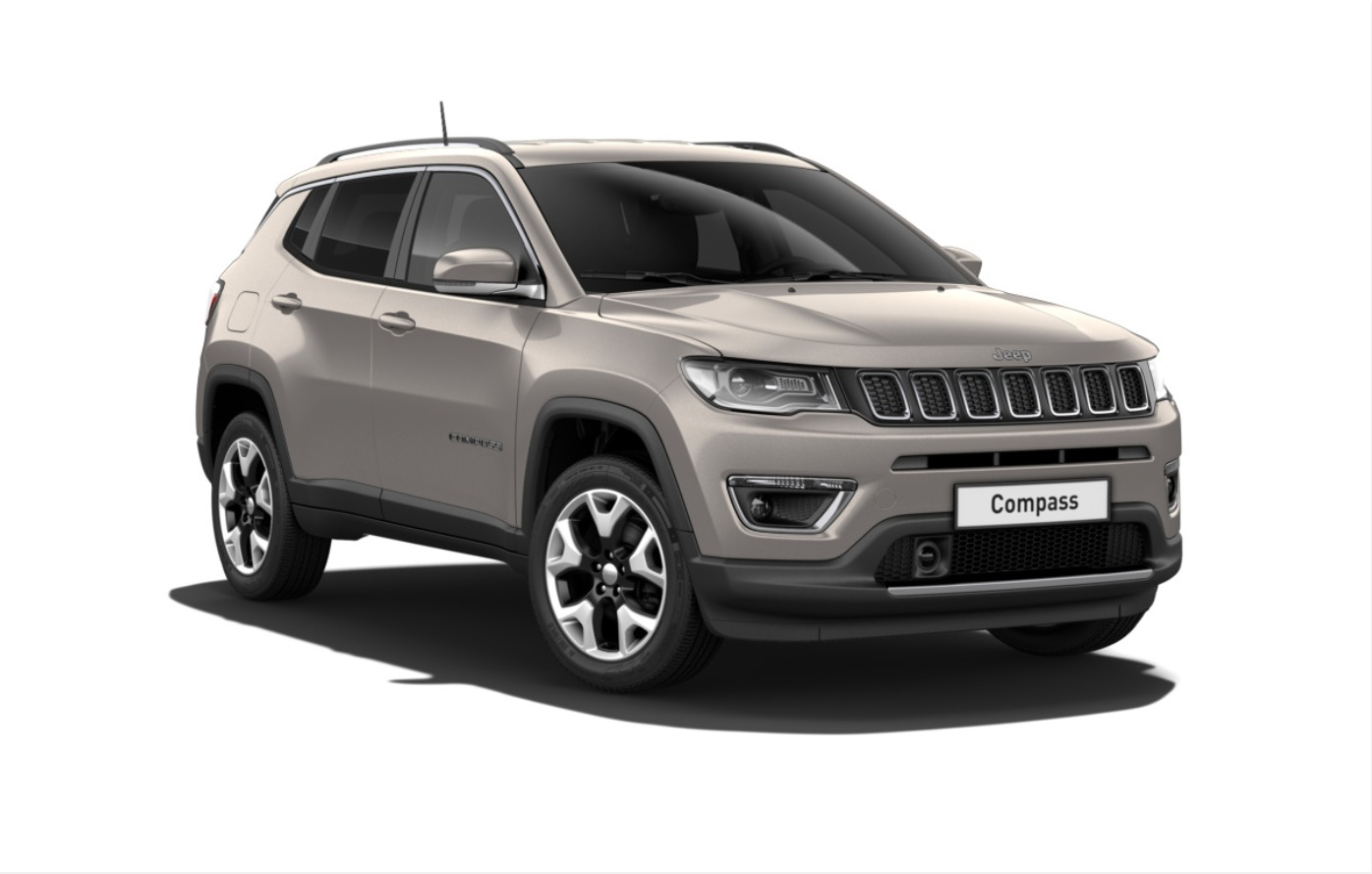 Jeep Compass 1.4 Multiair 140 Limited 5dr