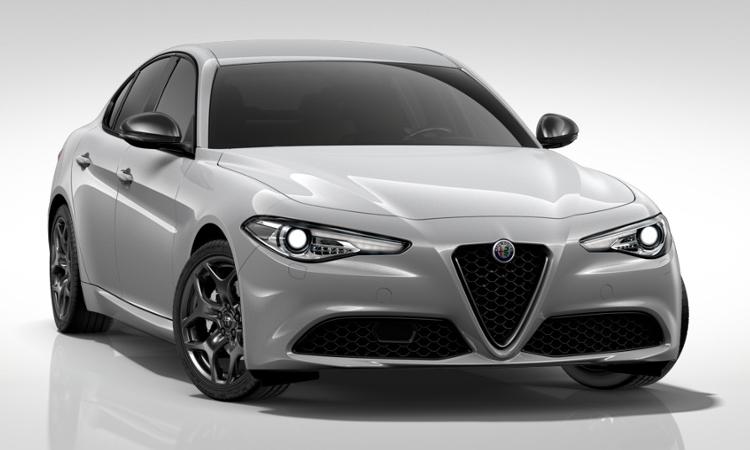 Alfa Romeo Giulia 2.0 TB Nero Edizione 4dr Auto