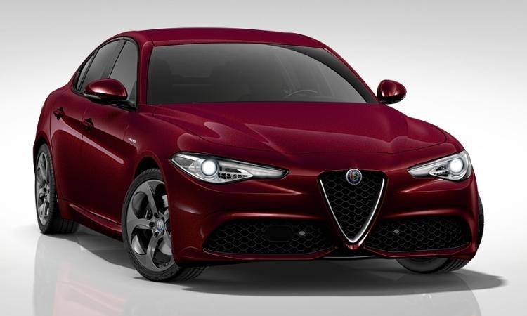 Alfa Romeo Giulia Saloon 2.0 TB 280 Veloce 4dr