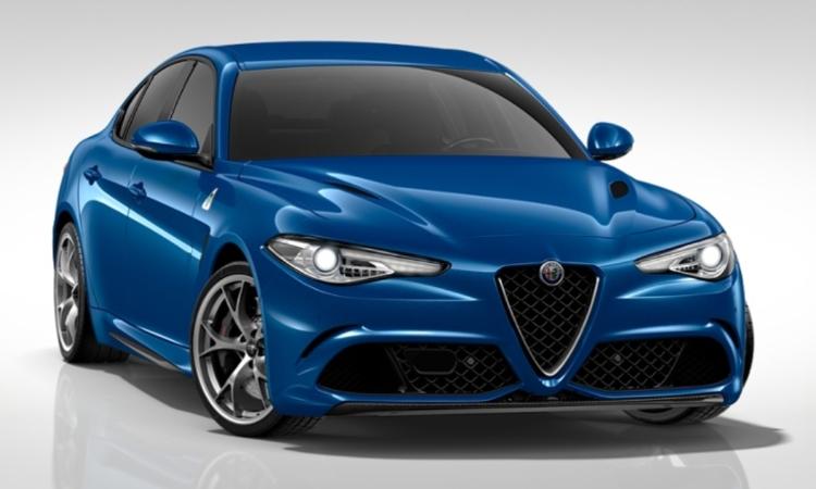 Alfa Romeo Giulia 2.9 V6 BiTurbo Quadrifoglio NRing 4dr Auto