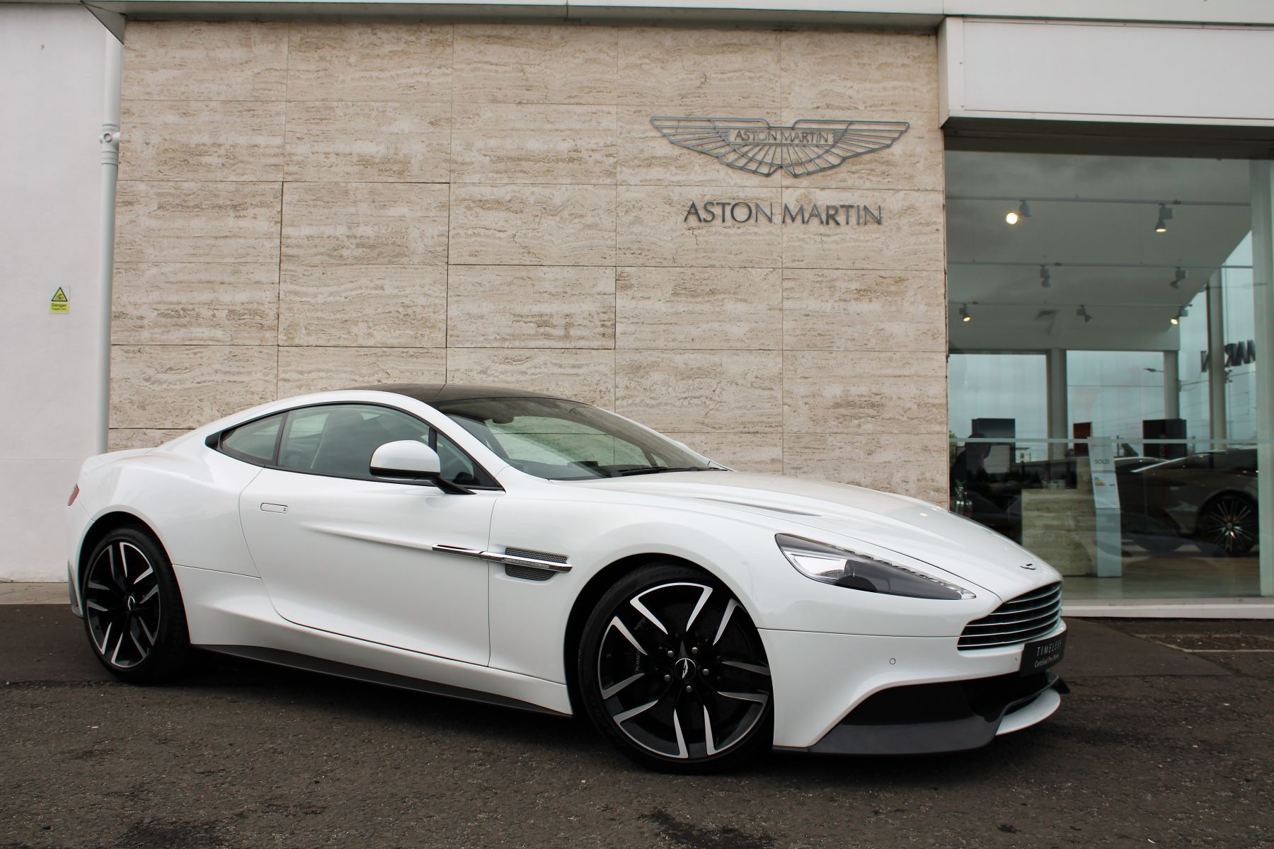 Aston Martin Vanquish V12 [568] 2+2 2dr Touchtronic image 1