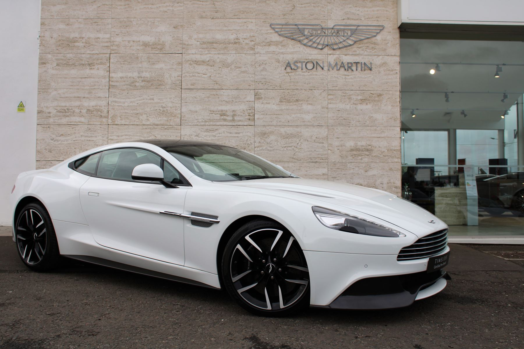 Aston Martin Vanquish V12 [568] 2+2 2dr Touchtronic image 3