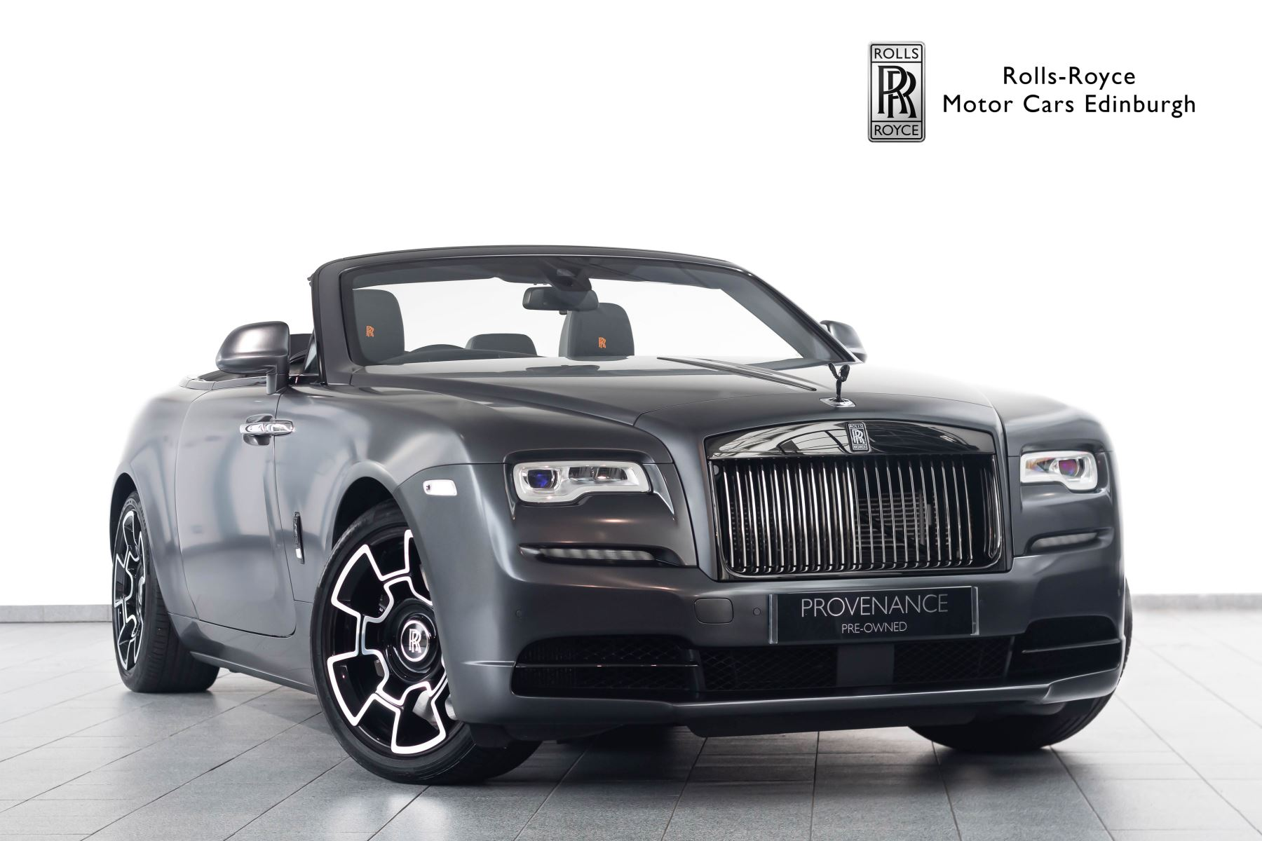 Rolls-Royce Black Badge Dawn 2dr Auto 6.6 Automatic Convertible (2019) image