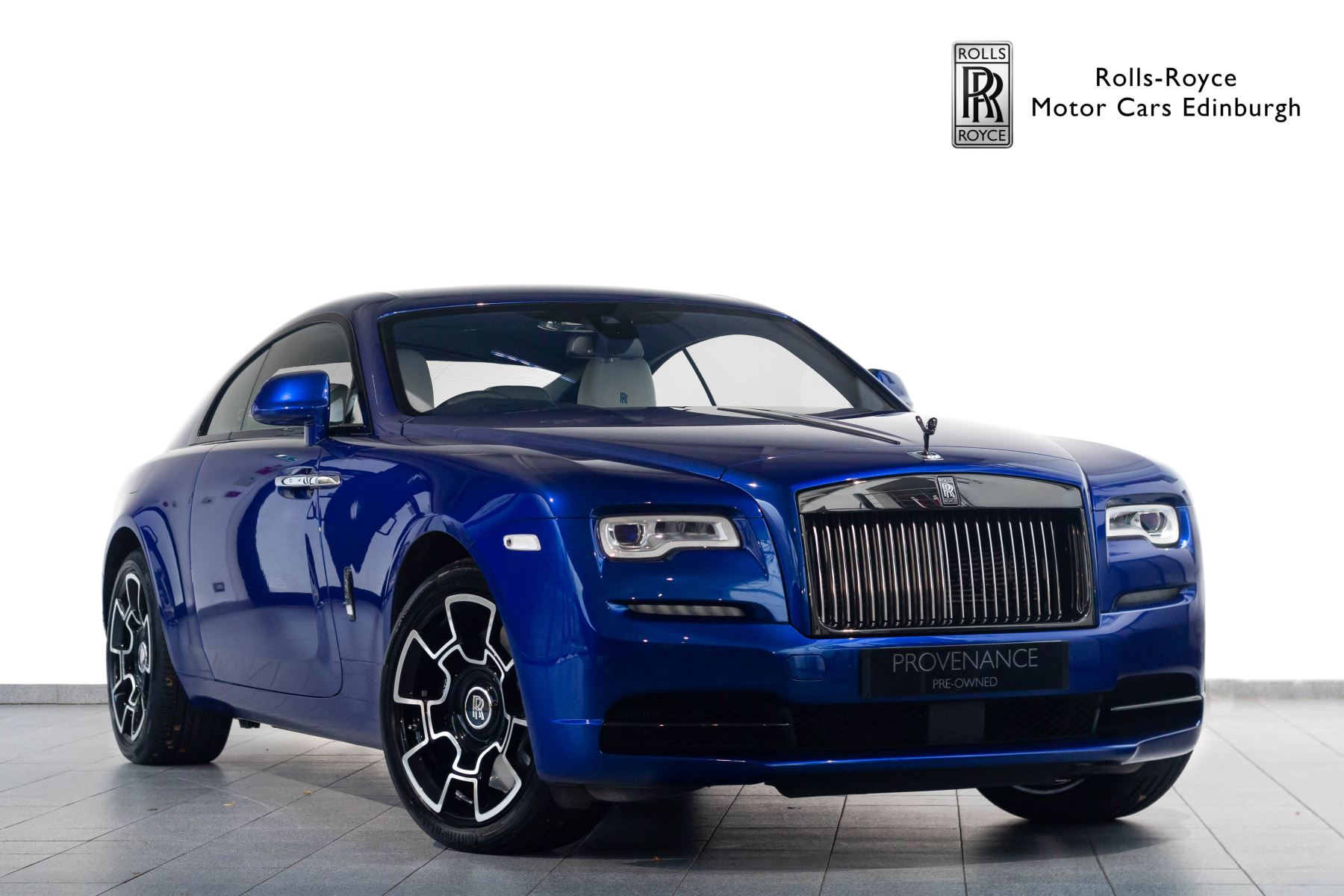 Rolls-Royce Black Badge Wraith 2dr Auto 6.6 Automatic Coupe (2019) image
