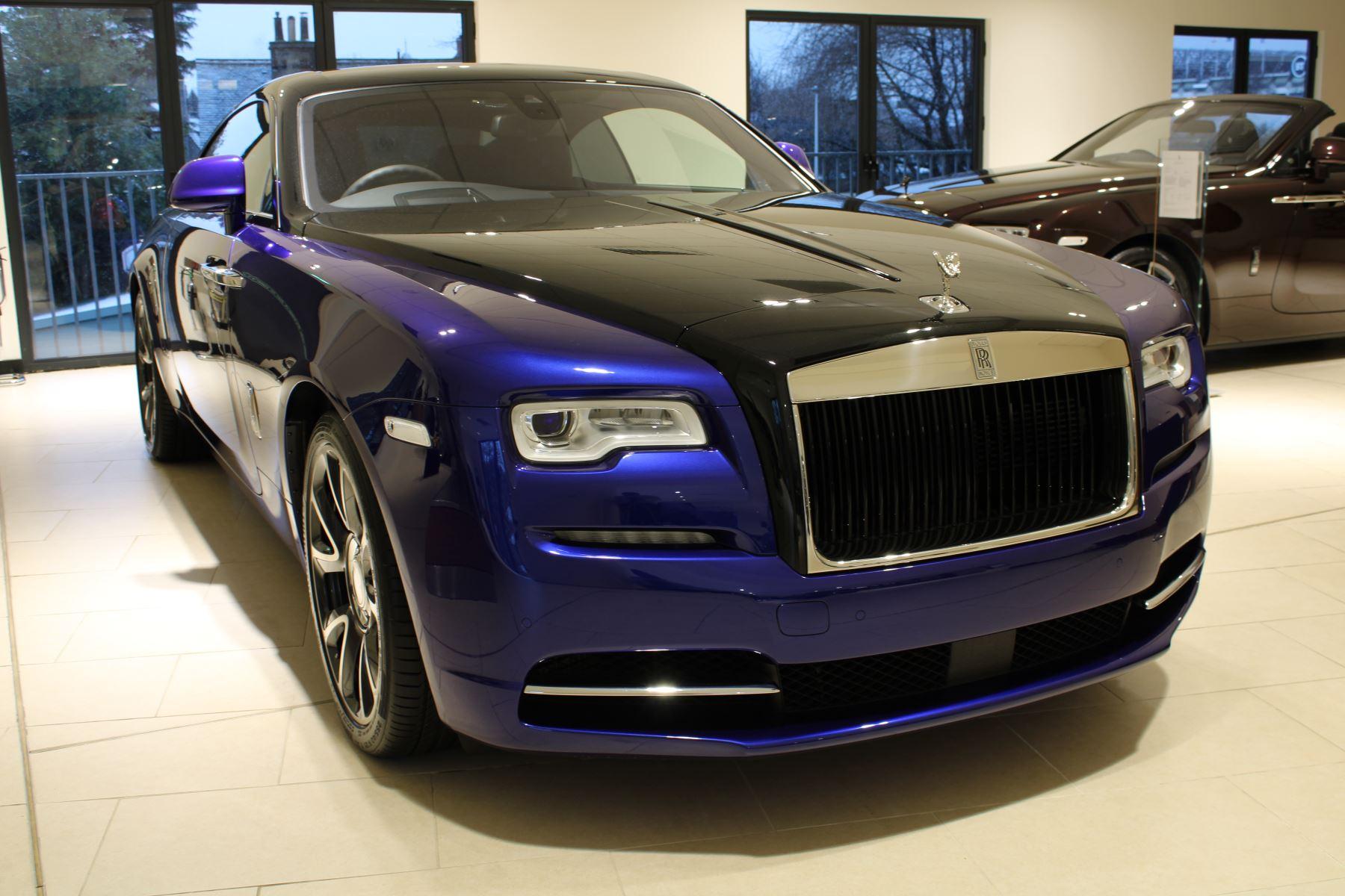 Rolls-Royce Wraith 2dr Auto 6.6 Automatic Coupe (2019)