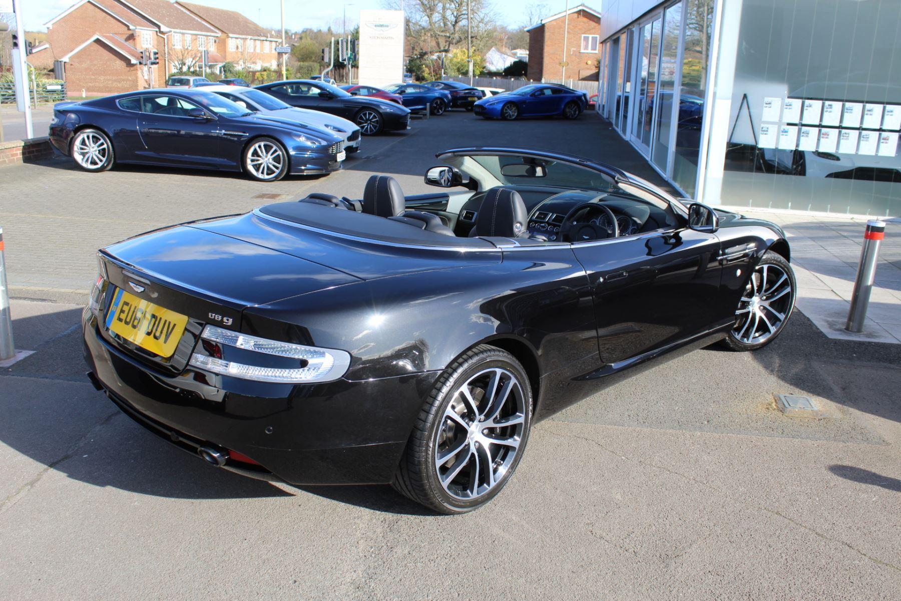 Aston Martin DB9 V12 2dr Volante Touchtronic [470] image 16