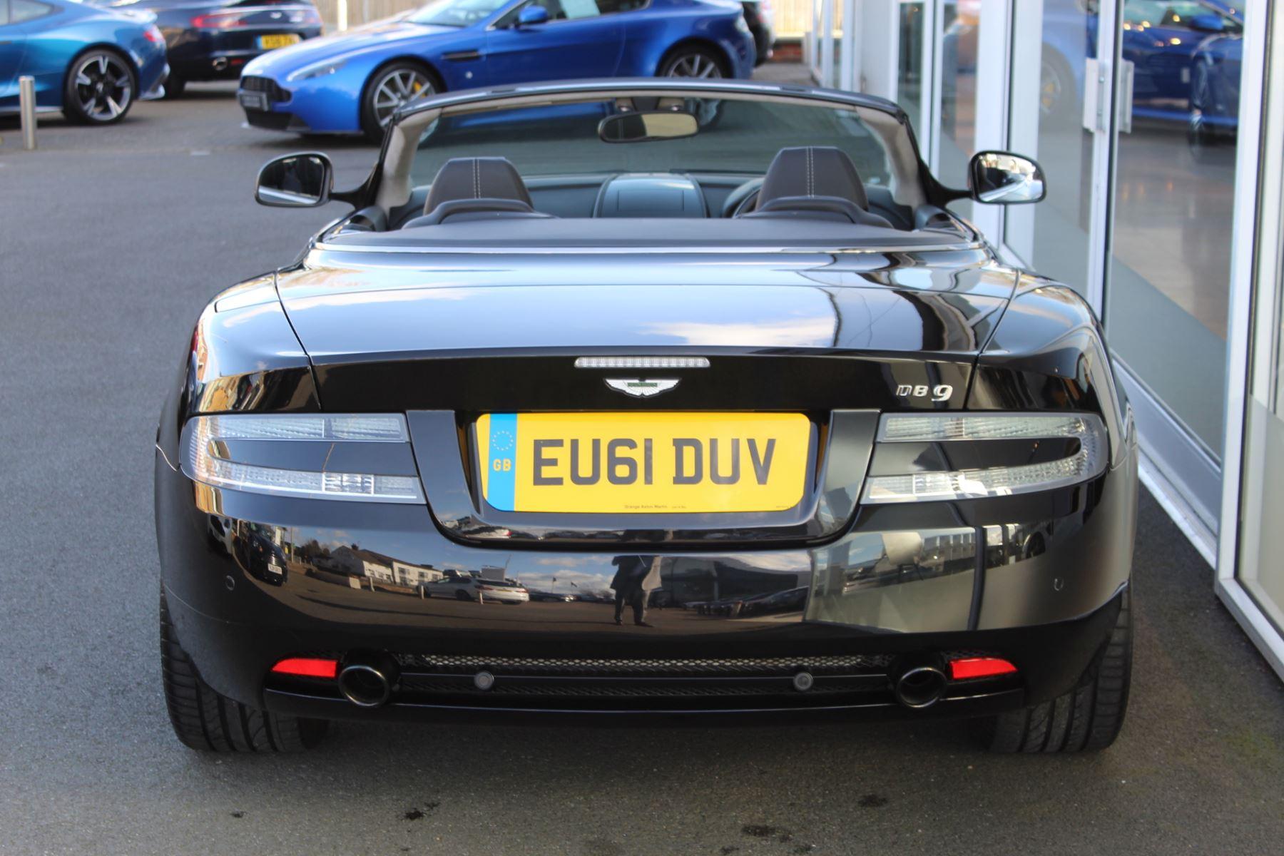 Aston Martin DB9 V12 2dr Volante Touchtronic [470] image 20