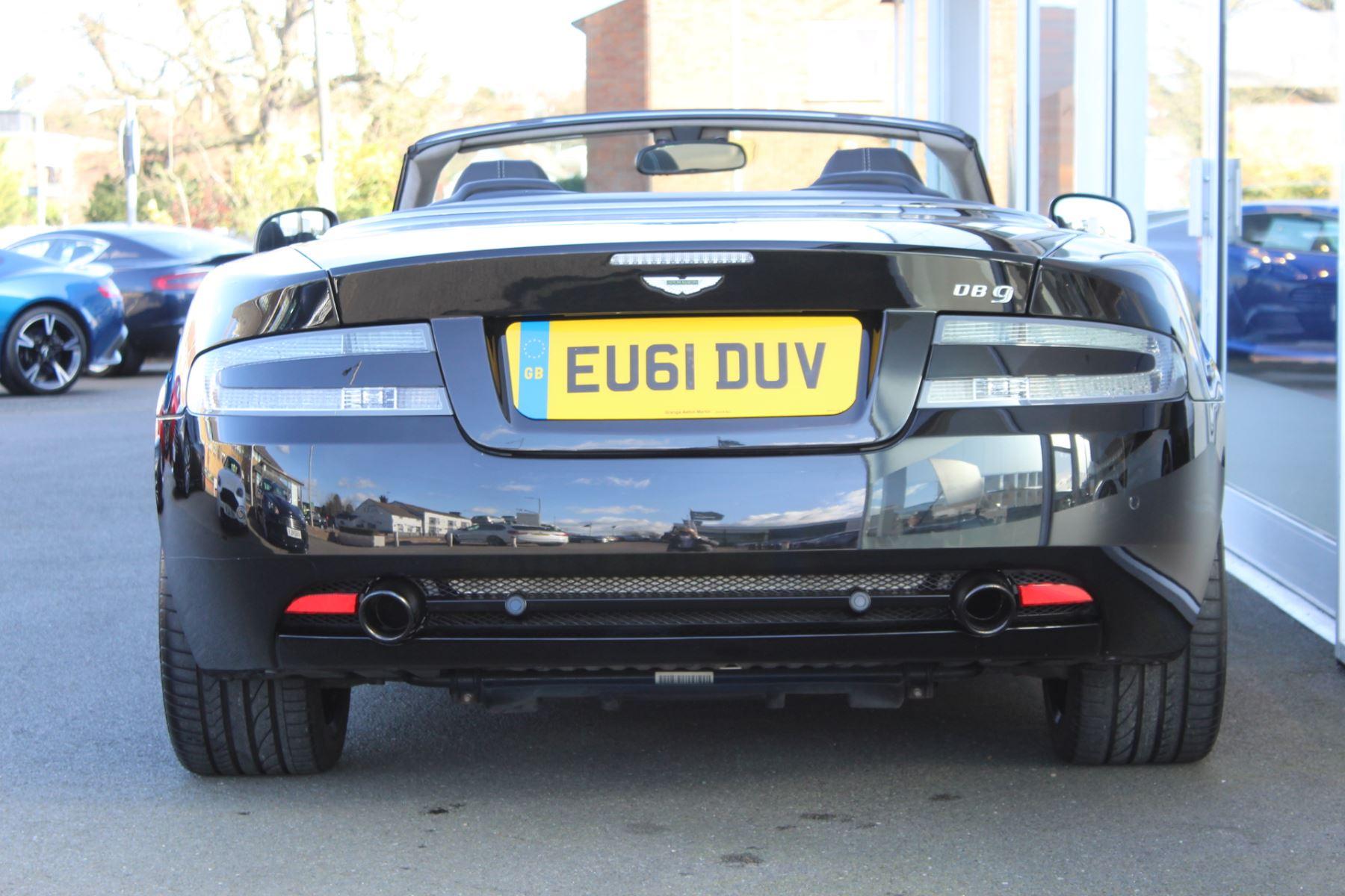 Aston Martin DB9 V12 2dr Volante Touchtronic [470] image 22