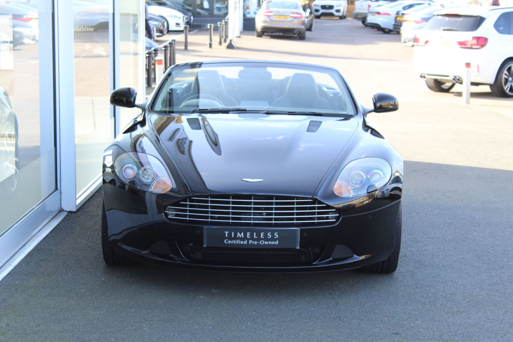 Aston Martin DB9 V12 2dr Volante Touchtronic [470] image 7