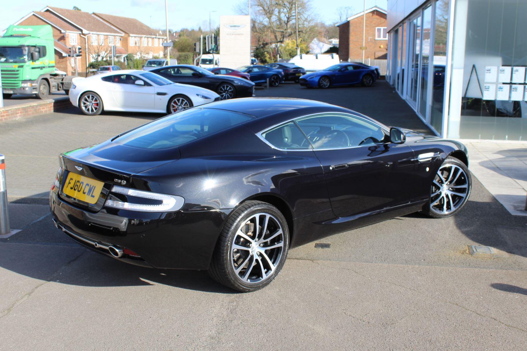 Aston Martin DB9 V12 2dr Touchtronic [470] image 16