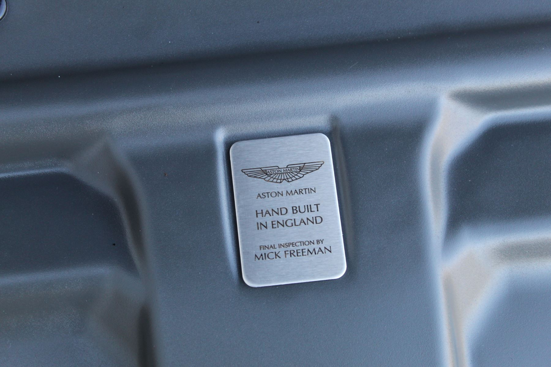Aston Martin DB9 V12 2dr Touchtronic [470] image 25