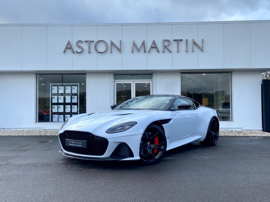 Aston Martin DBS V12 Superleggera 2dr Touchtronic image 1