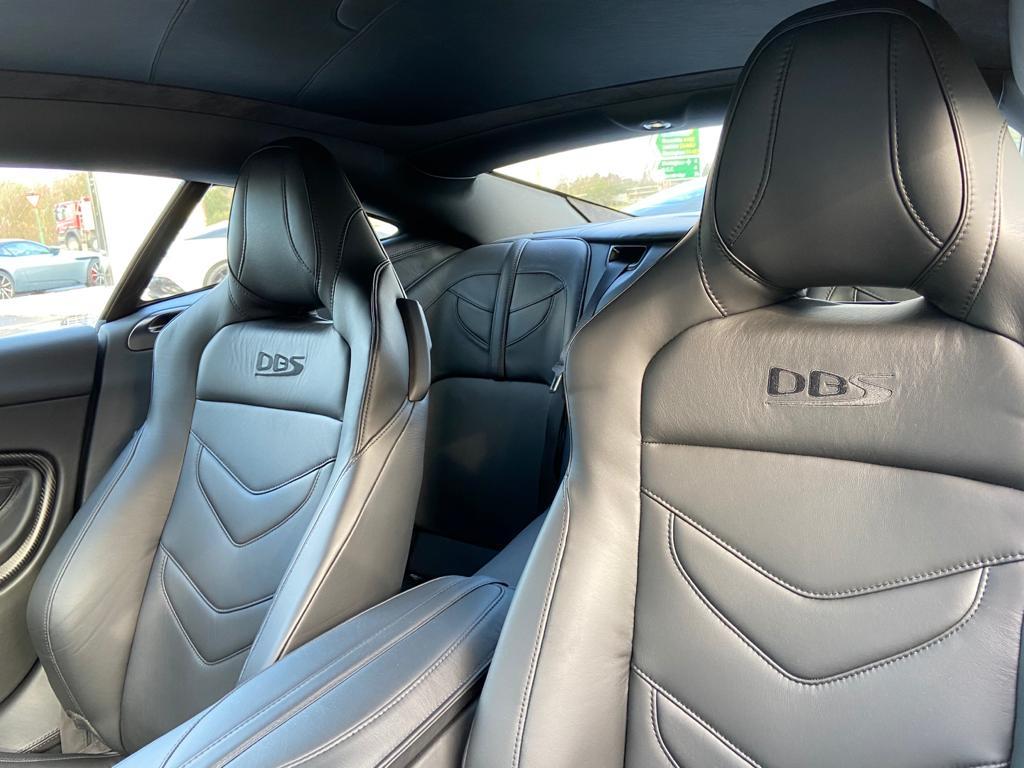 Aston Martin DBS V12 Superleggera 2dr Touchtronic image 19