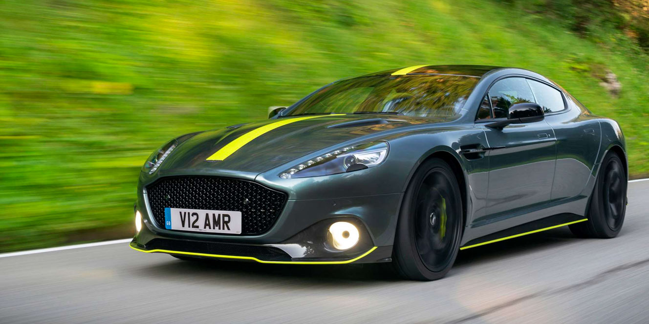 Aston Martin Rapide AMR - Beautiful Unleashed