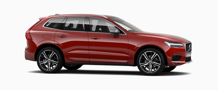 Volvo XC60 2.0 B5D R DESIGN Pro 5dr AWD Geartronic
