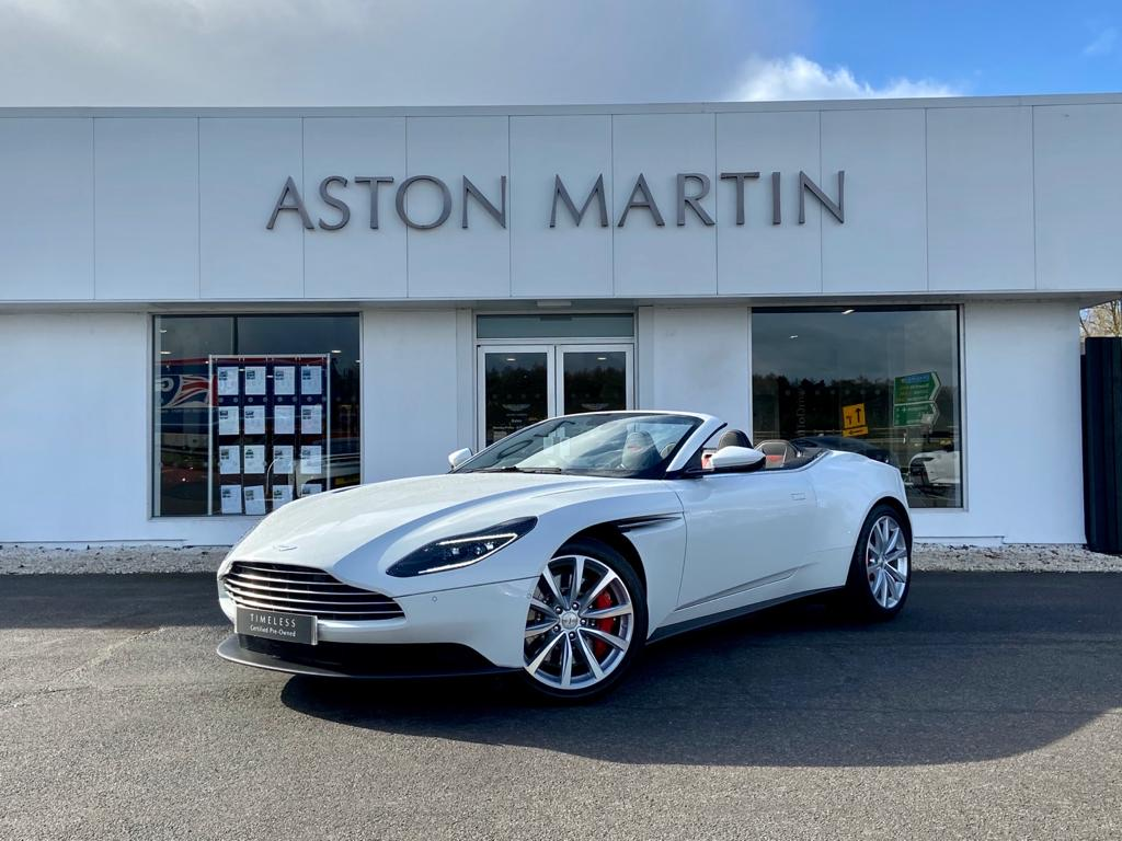 Aston Martin DB11 V8 Volante 2dr Touchtronic image 1