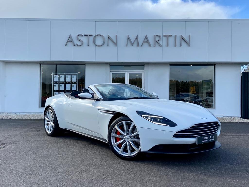 Aston Martin DB11 V8 Volante 2dr Touchtronic image 4