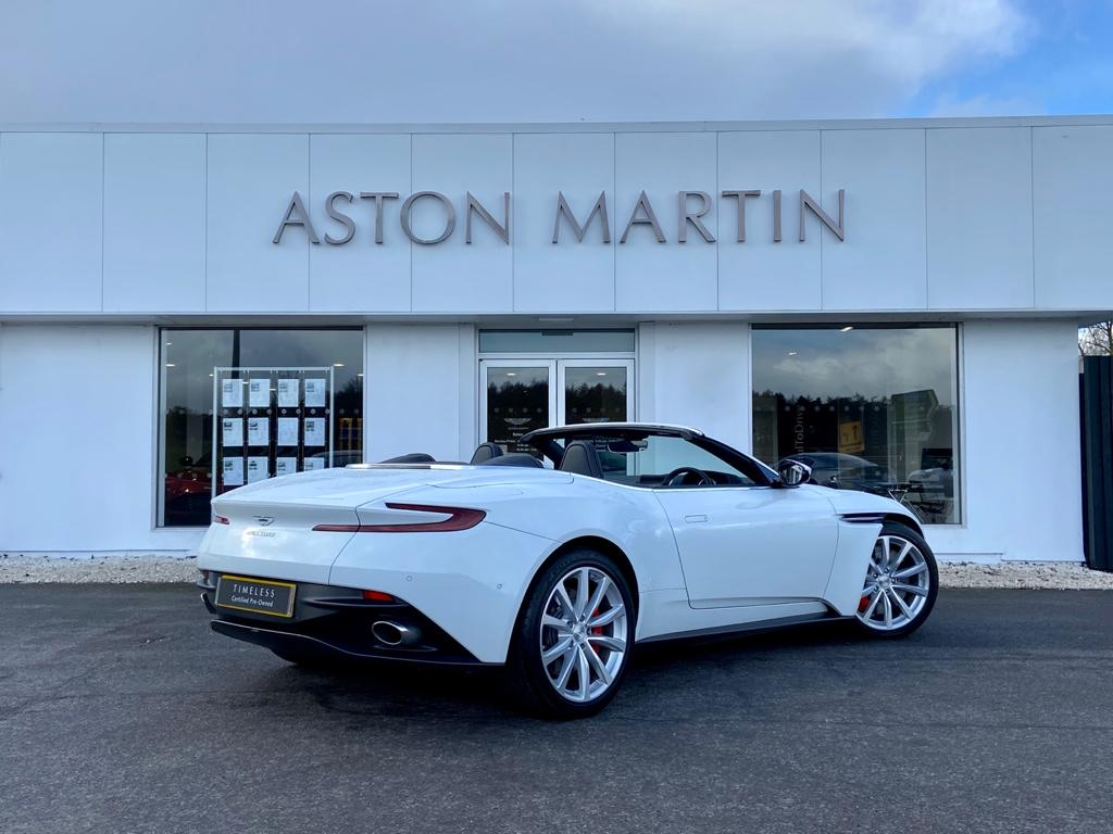 Aston Martin DB11 V8 Volante 2dr Touchtronic image 6