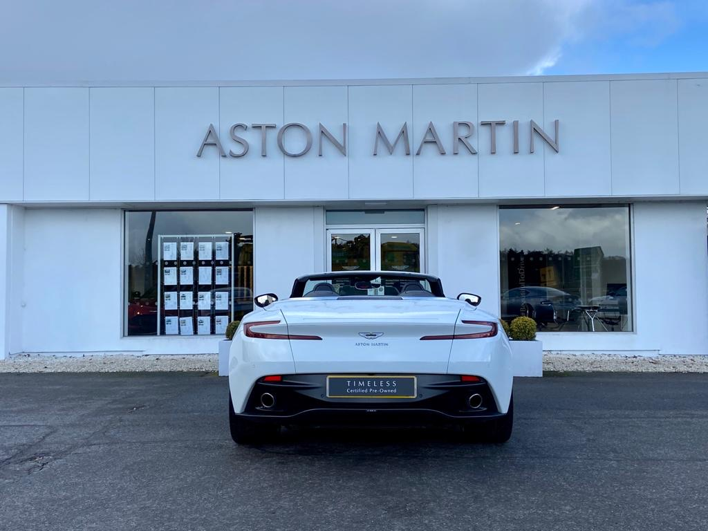 Aston Martin DB11 V8 Volante 2dr Touchtronic image 7