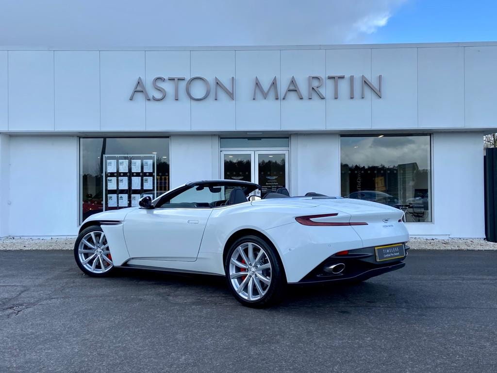 Aston Martin DB11 V8 Volante 2dr Touchtronic image 8