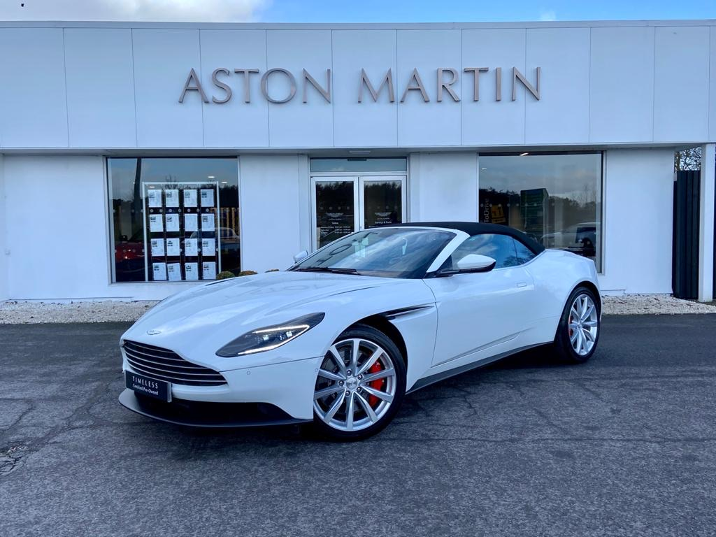 Aston Martin DB11 V8 Volante 2dr Touchtronic image 20