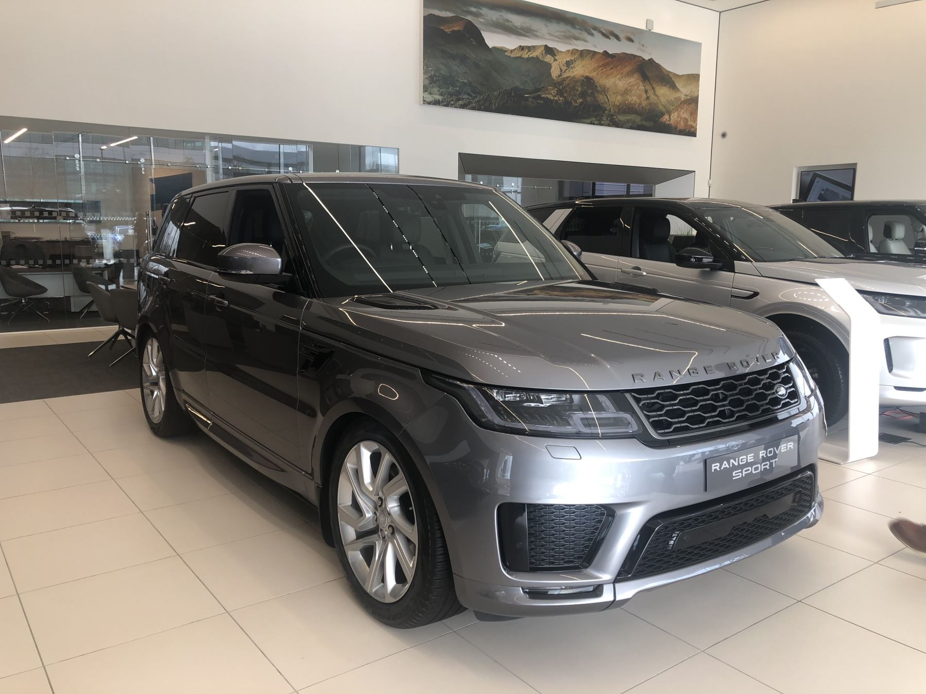 Land Rover Range Rover Sport 3.0 SDV6 HSE Dynamic Diesel Automatic 5 door Estate (18MY)